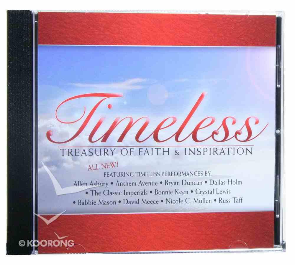 Timeless: Treasury of Faith & Inspiration CD