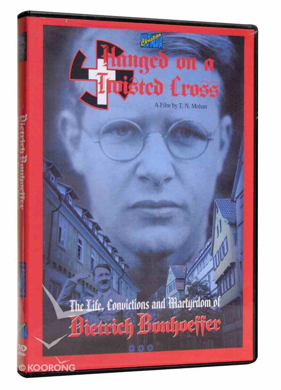 Bonhoeffer: Hanged on a Twisted Cross DVD