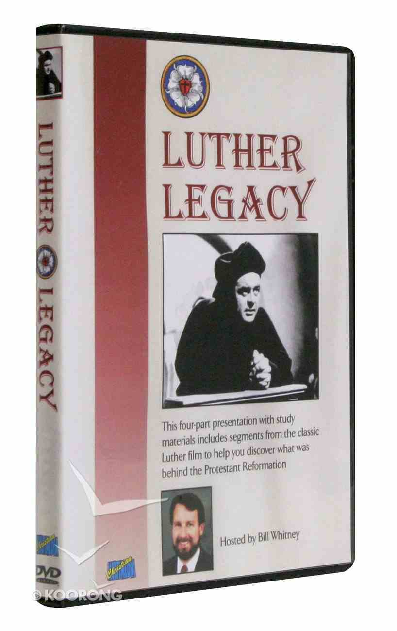 Luther Legacy DVD