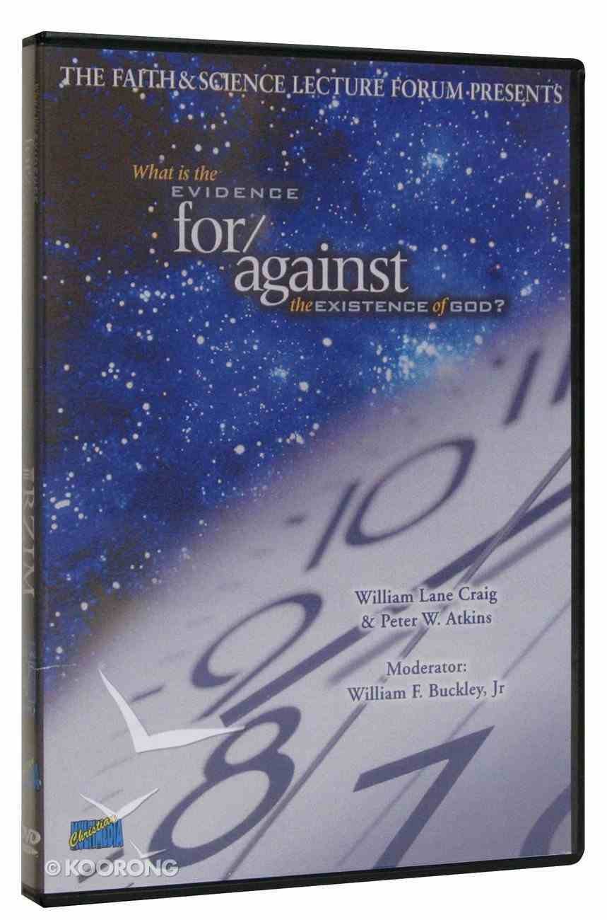 Faith & Science: What is the Evidence For/Against the Existence of God? DVD