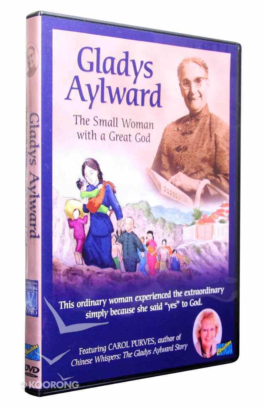 Gladys Aylward DVD