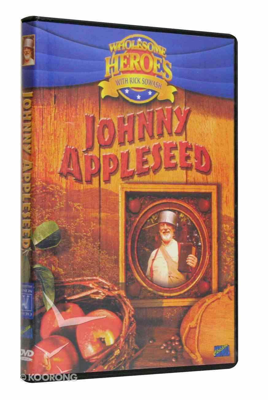 Wholesome Heroes: Johnny Appleseed (Wheroes Series) DVD