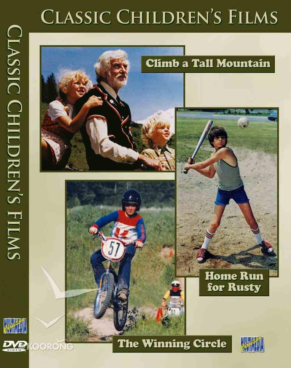 Classic Children's Films DVD