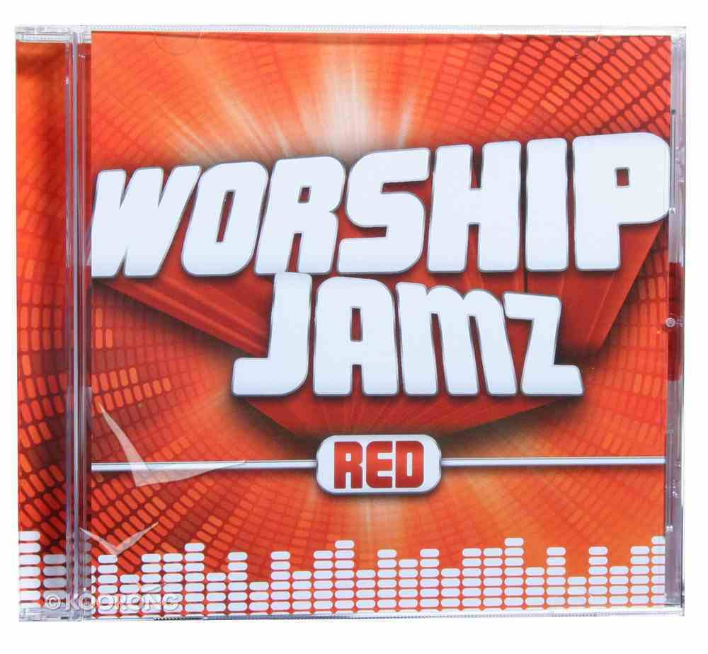 Worship Jamz Red CD