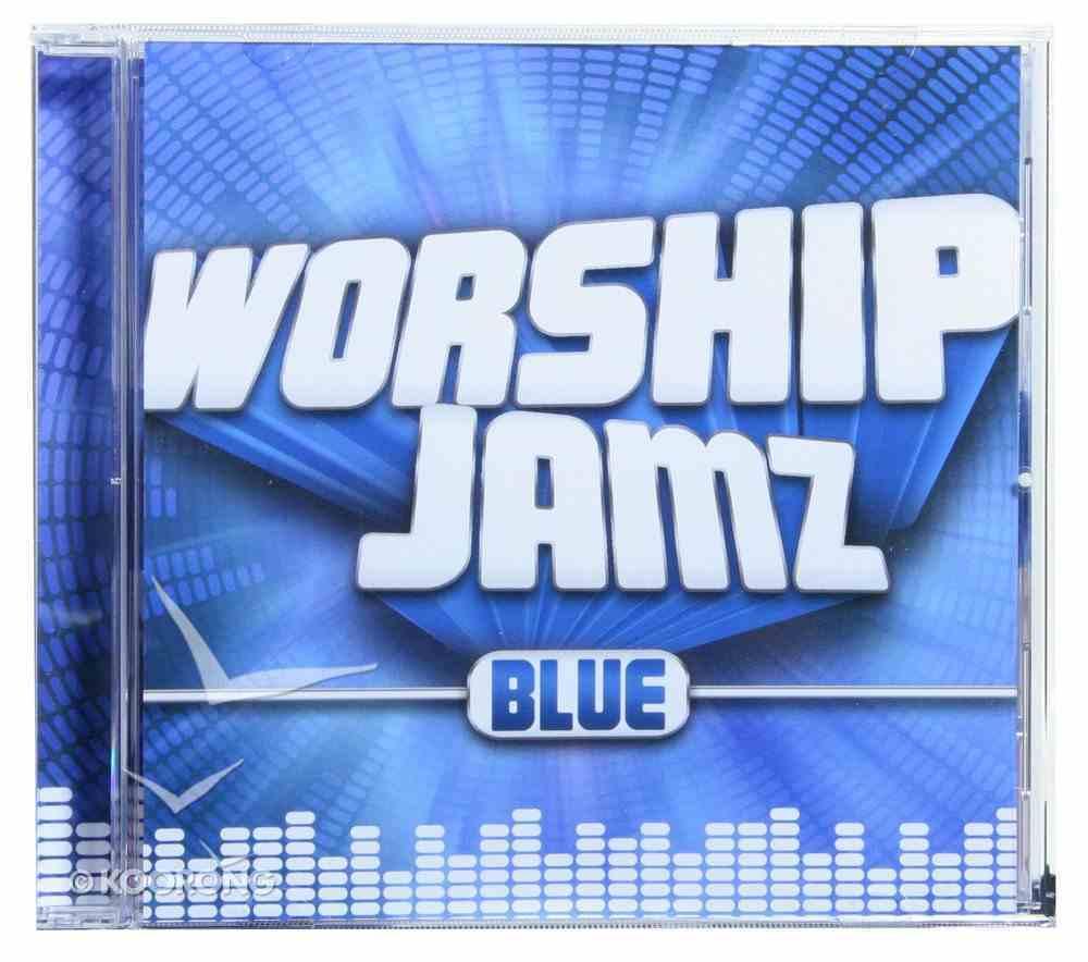 Worship Jamz Blue CD