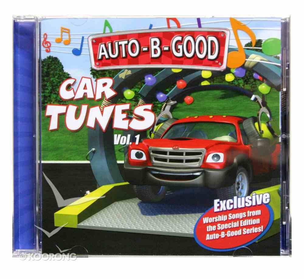 Auto-B-Good Cartunes 1 (#01 in Auto B Good Car Tunes Series) CD
