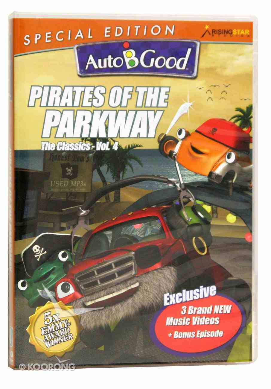 Pirates of the Parkway (#04 in Auto B Good Dvd Classics Series) DVD