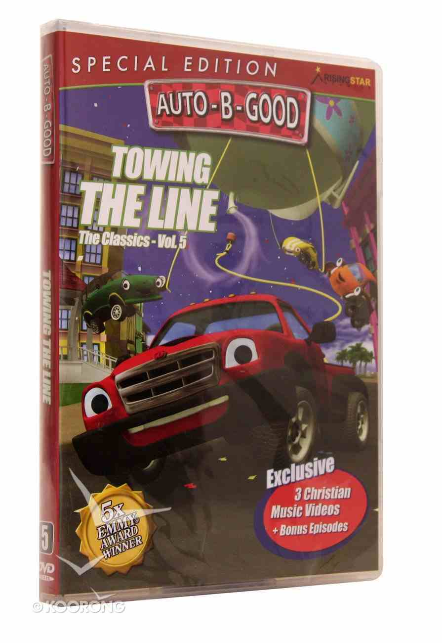 Towing the Line (#05 in Auto B Good Dvd Classics Series) DVD