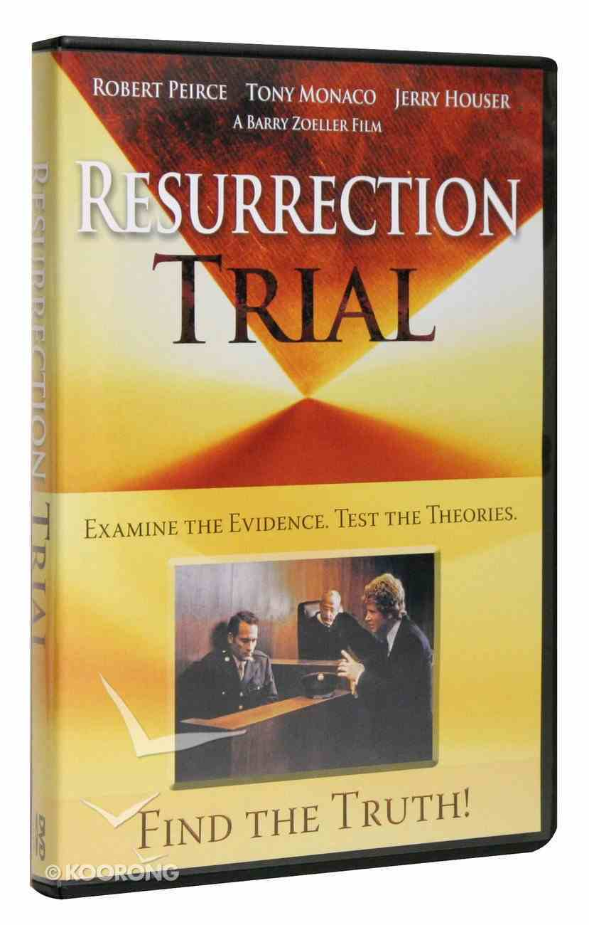Resurrection Trial (1983) DVD