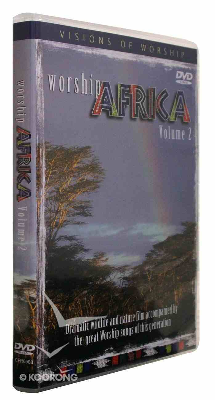 Worship Africa (Vol 2) DVD