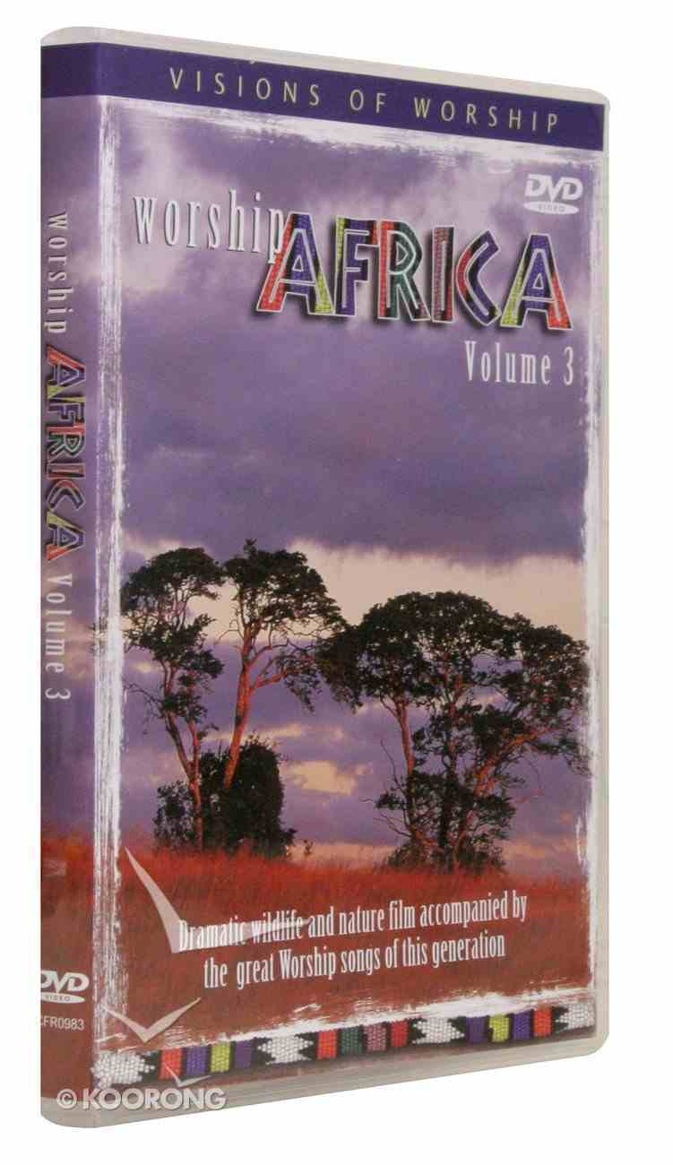 Worship Africa (Vol 3) DVD