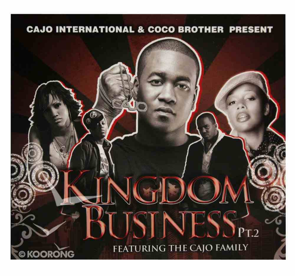Kingdom Business Part 2 CD