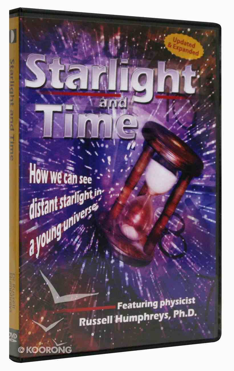 Starlight, Time & the New Physics DVD
