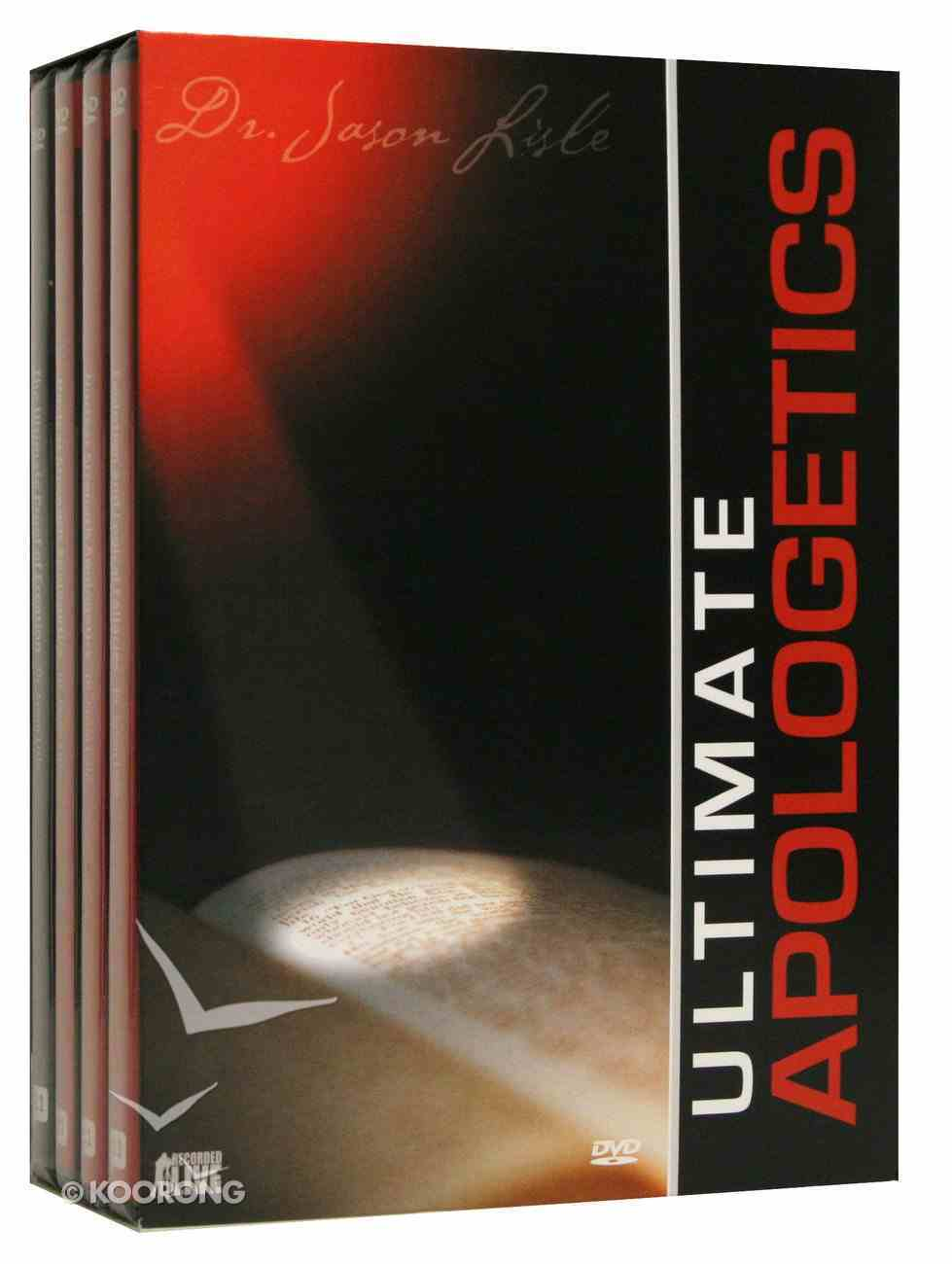 Ultimate Apologetics DVD