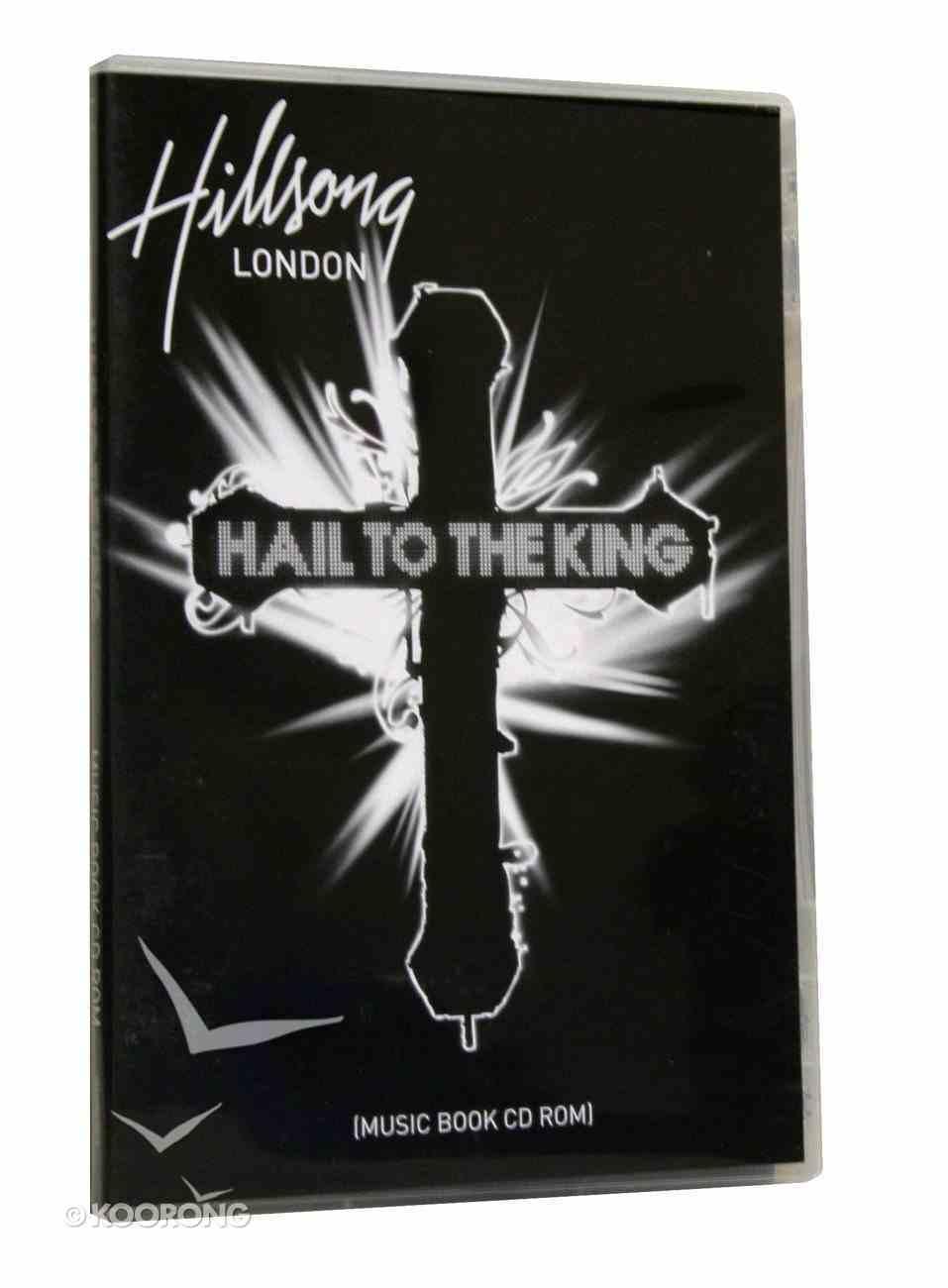 Hillsong London 2008: Hail to the King CDROM Music Book CD-rom