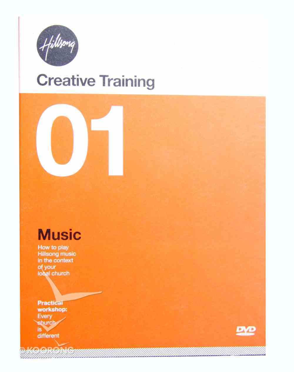 Creative Training 01 DVD