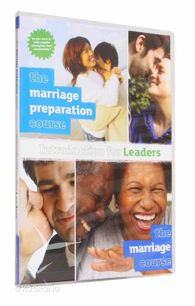 Promotional DVD and Leader's Introductory Guide (The Alpha Marriage Course) Pack
