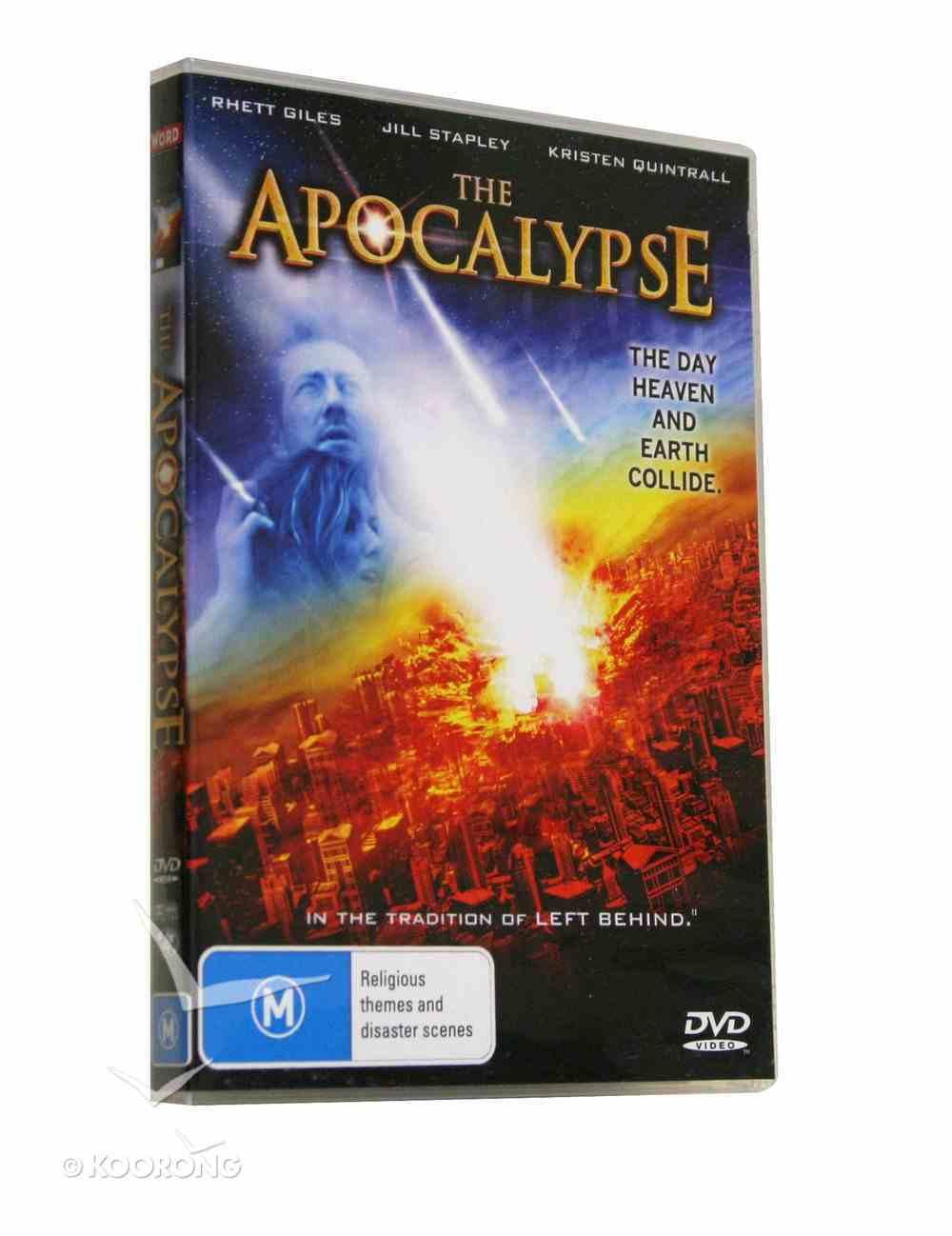 The Apocalypse DVD