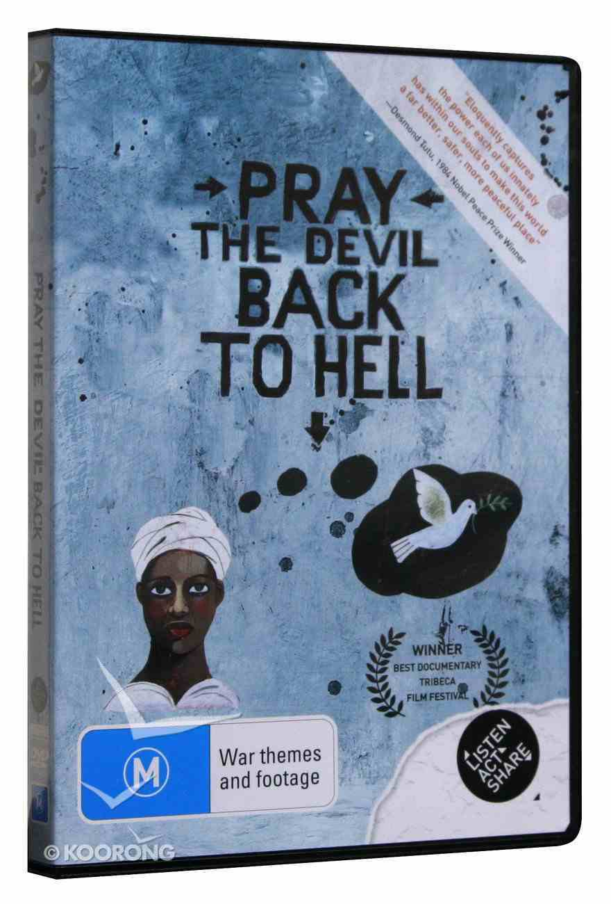 Pray the Devil Back to Hell DVD