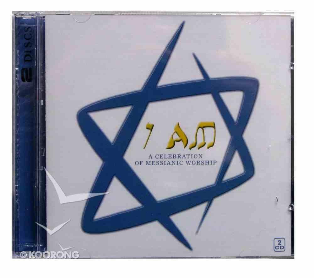 I Am: A Celebration of Messianic Worship (Double Cd) CD