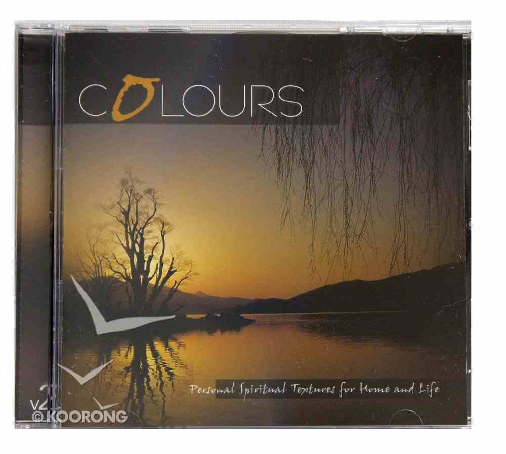 Colours of Praise Volume 2 CD