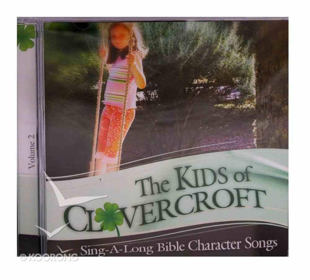Kids of Clovercroft (Vol 2) CD