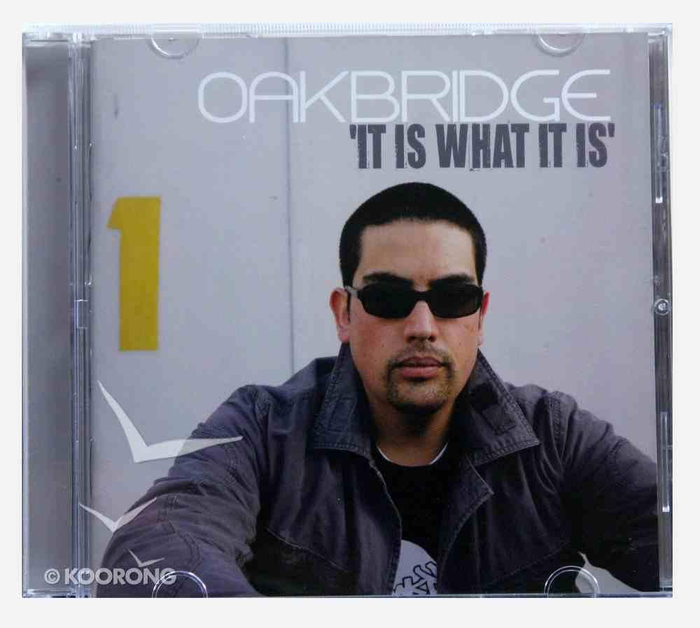 It is What It is CD