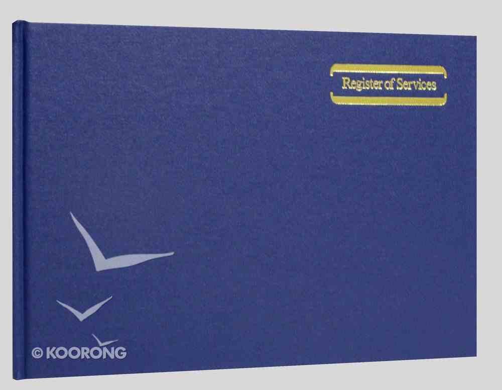 Service Register Sr6 Landscape Hardback