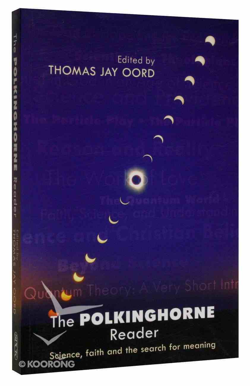 Polkinghorne Reader Paperback