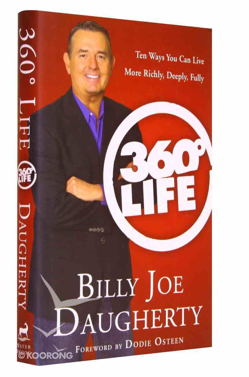 360 Degree Life Hardback