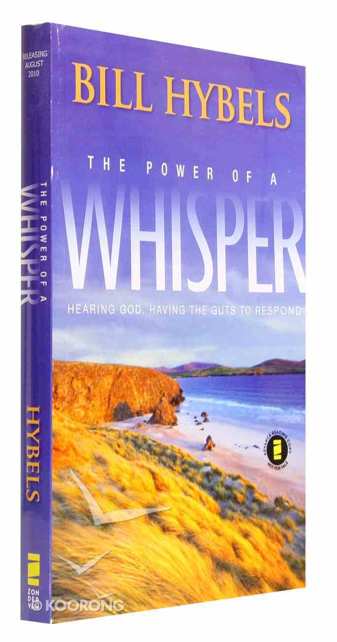 The Power of a Whisper Hardback