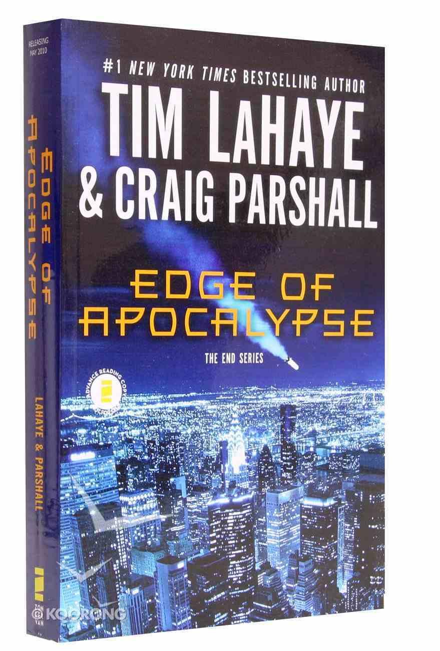 Edge of Apocalypse (#1 in End Series) Hardback