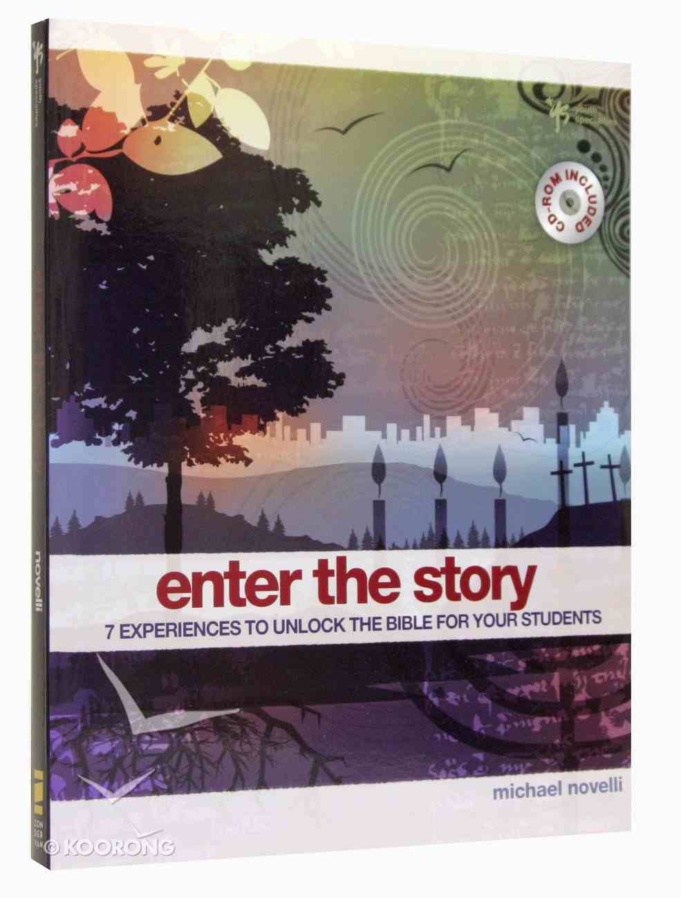 Enter the Story Paperback