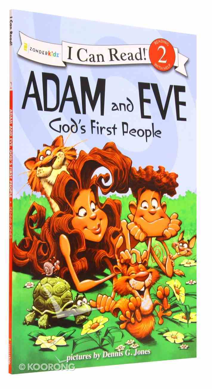 Adam and Eve - God's First People (I Can Read!2/biblical Values Series) Paperback
