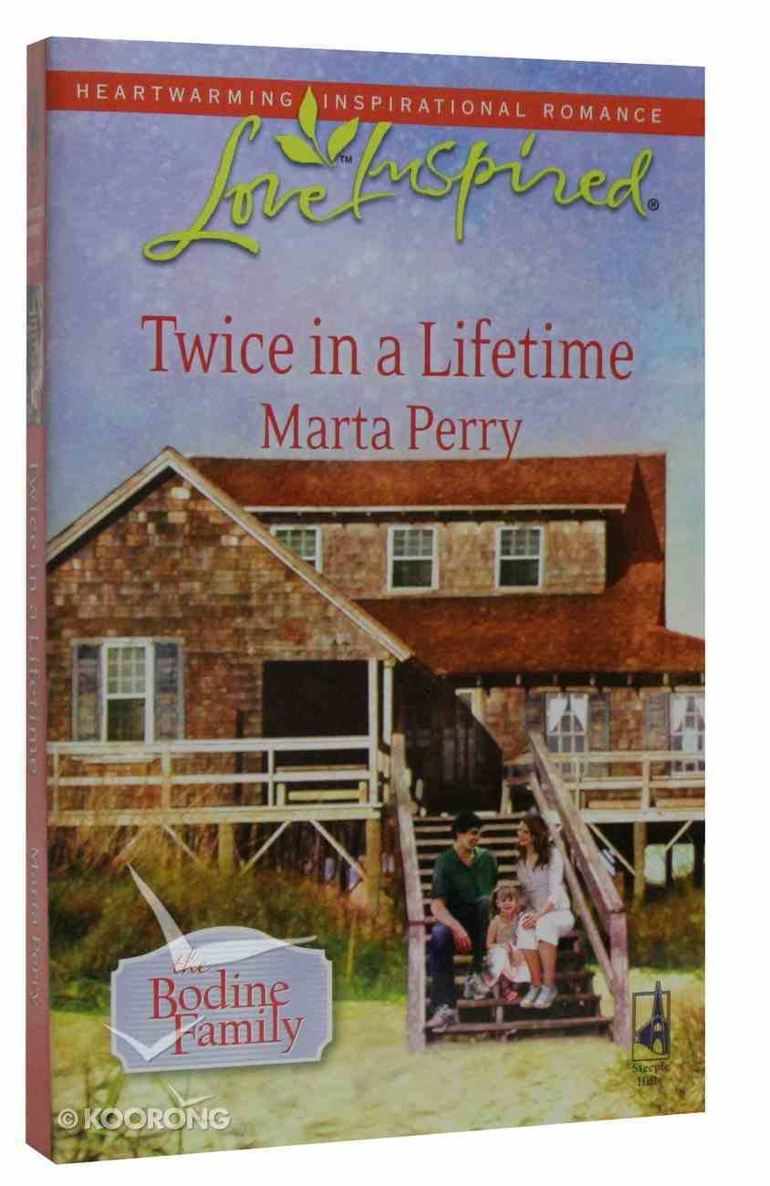 Twice in a Lifetime (Love Inspired Series) Mass Market