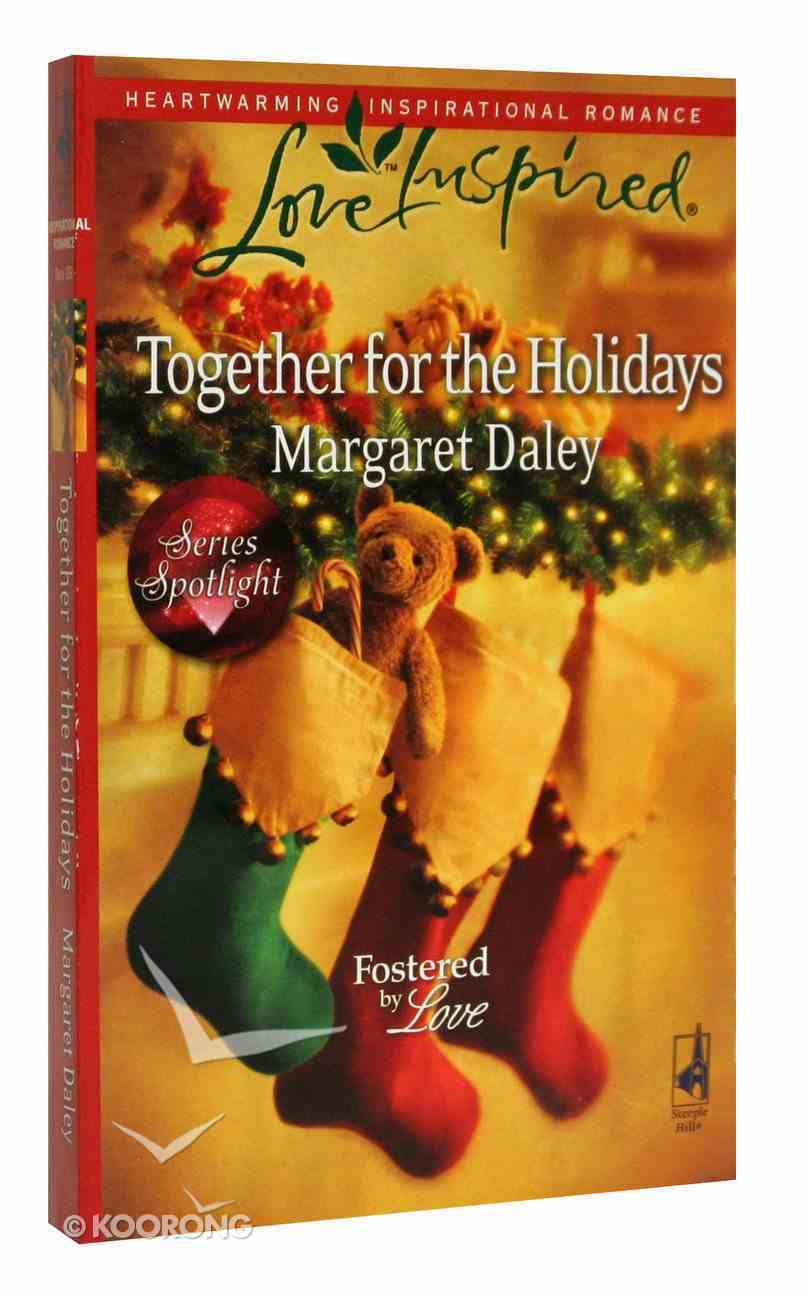 Together For the Holidays (Love Inspired Series) Mass Market