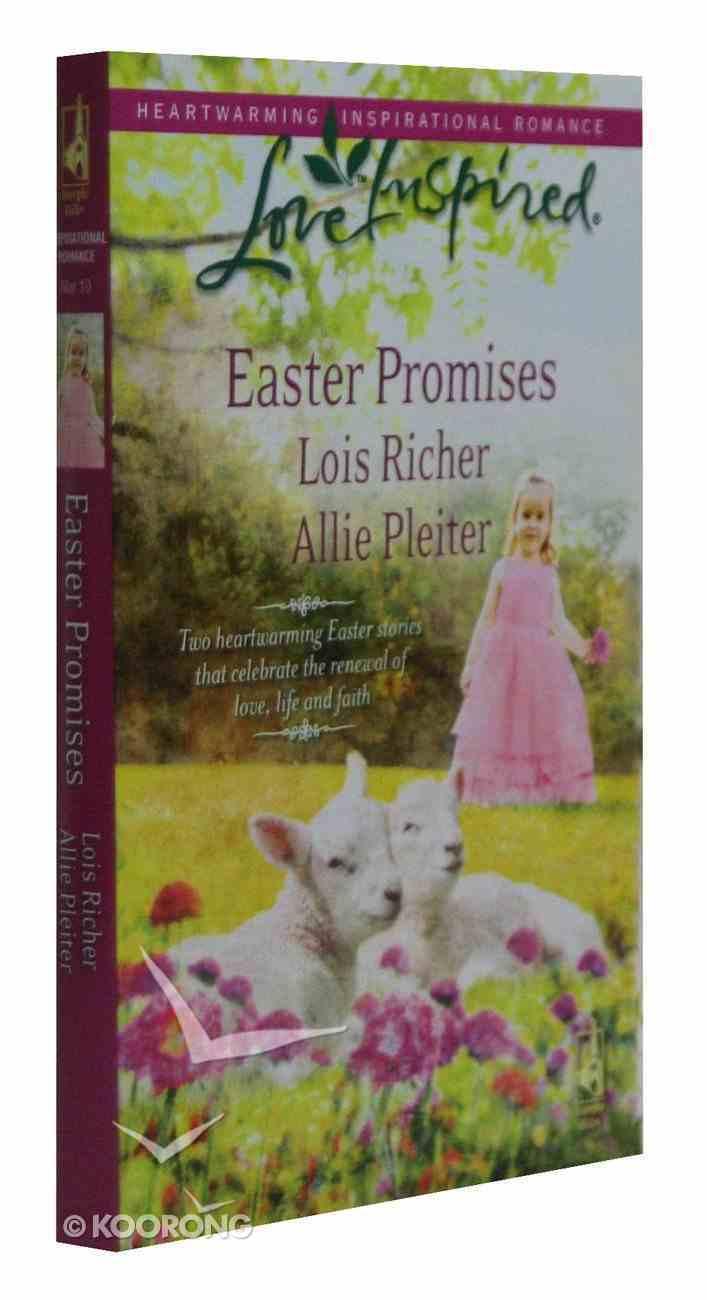 Easter Promises (Desert Rose Bluegrass Easter) (Love Inspired Series) Mass Market