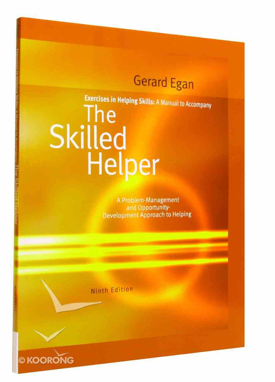 Exercises in Helping Skills (9th Edition) Paperback