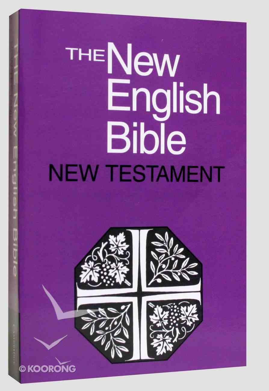 Neb New Testament Paperback