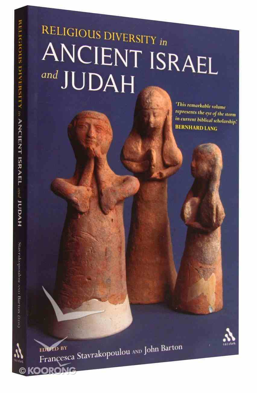 Religious Diversity in Ancient Israel and Judah Paperback