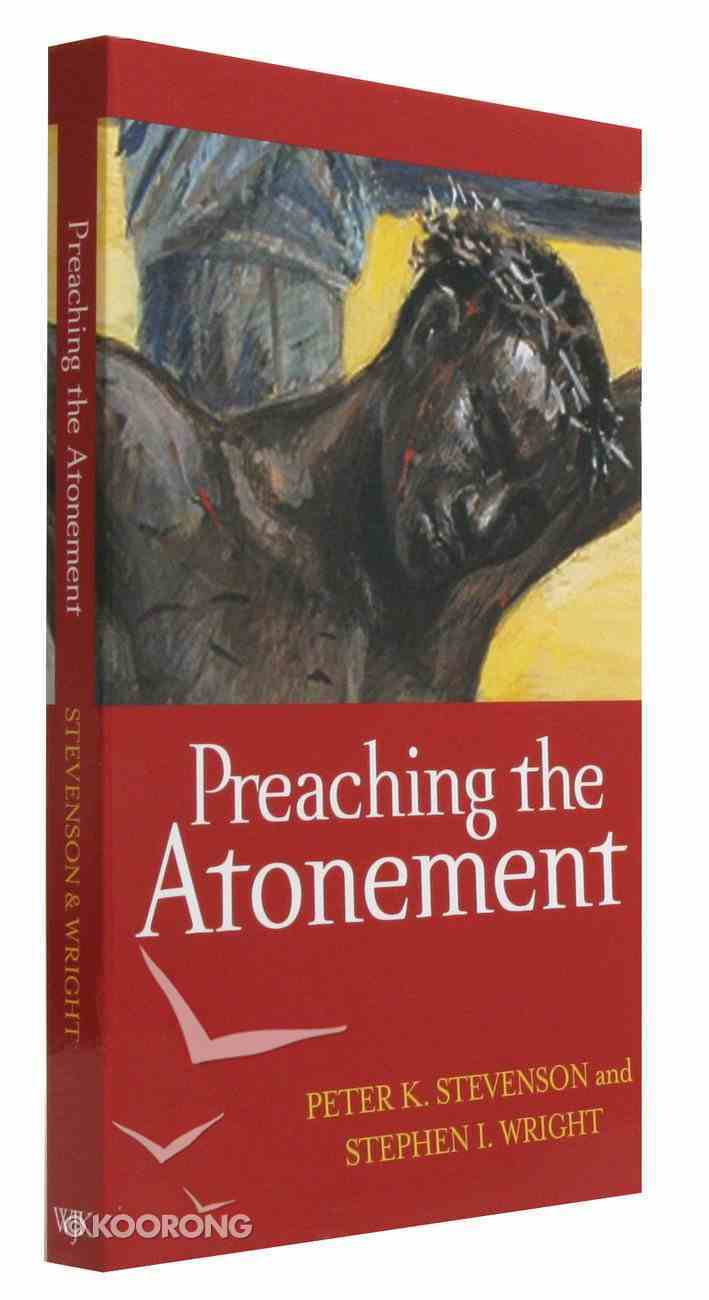Preaching the Atonement Paperback