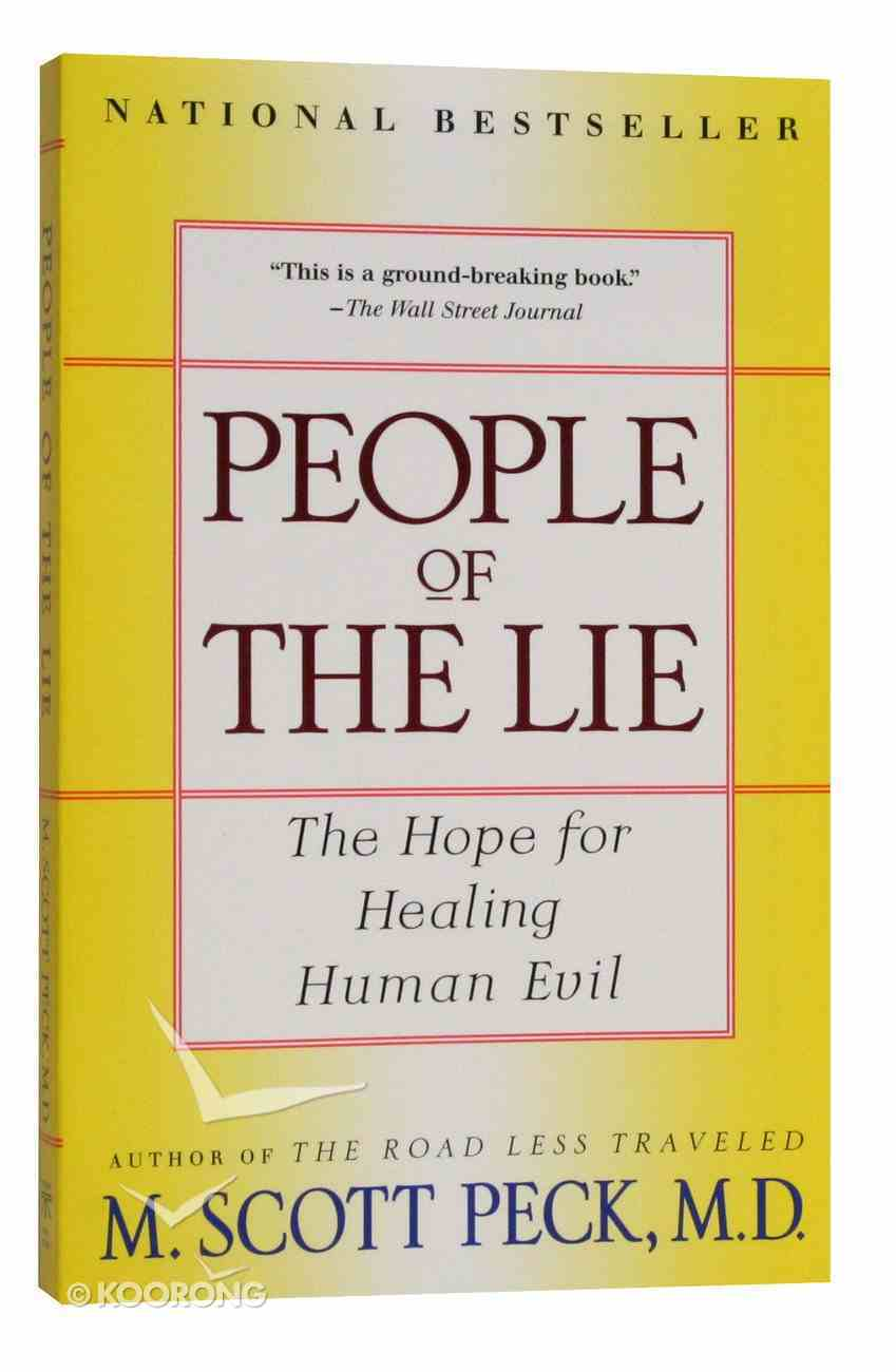 People of the Lie Paperback