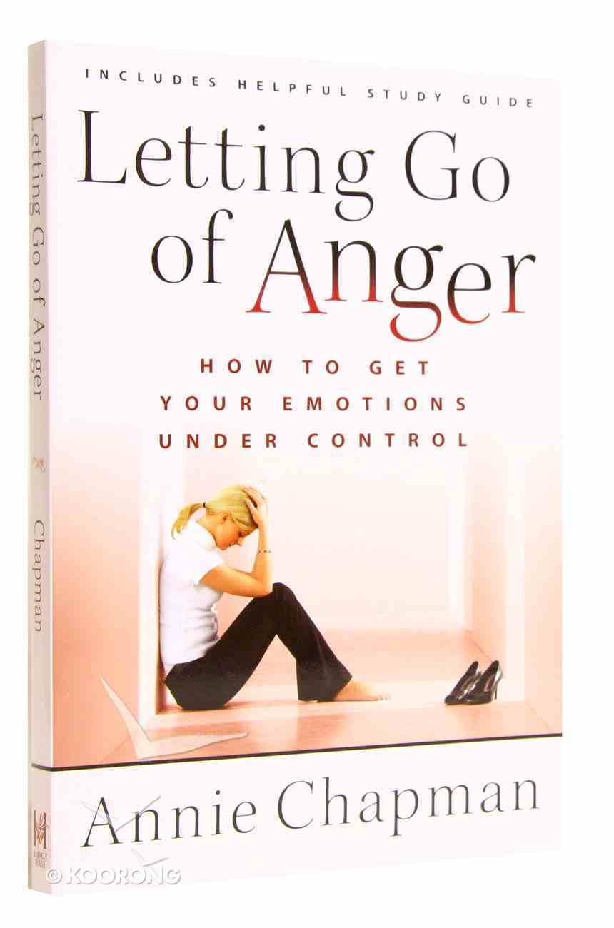 Letting Go of Anger Paperback