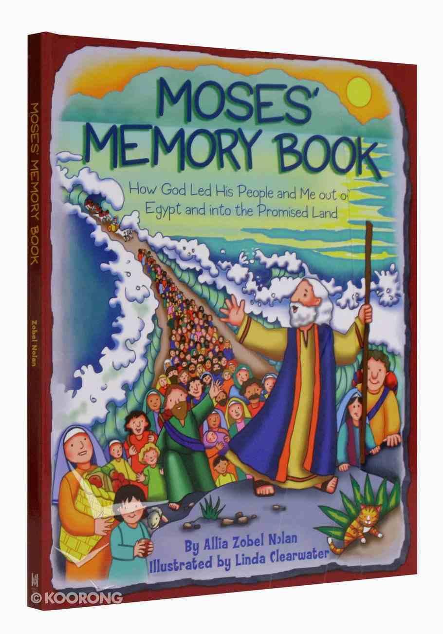 Moses' Memory Book Hardback