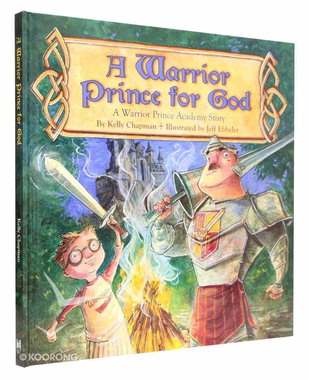 A Warrior Prince For God Hardback