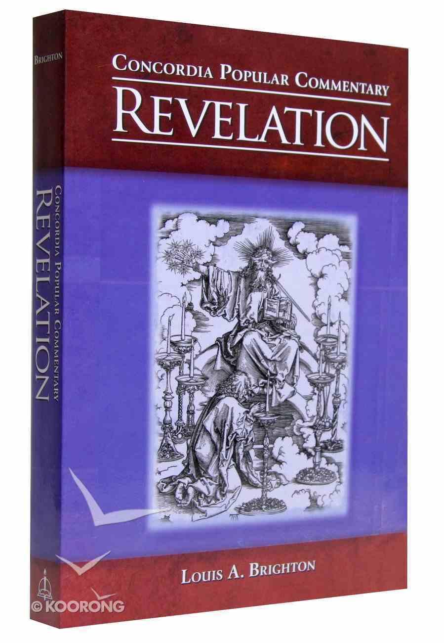 Revelation (Concordia Popular Commentary Series) Paperback