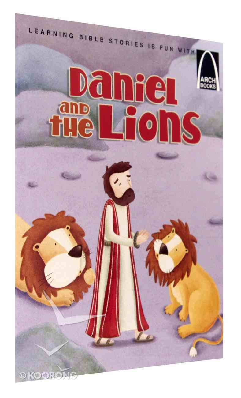 Daniel and the Lions (Arch Books Series) Paperback