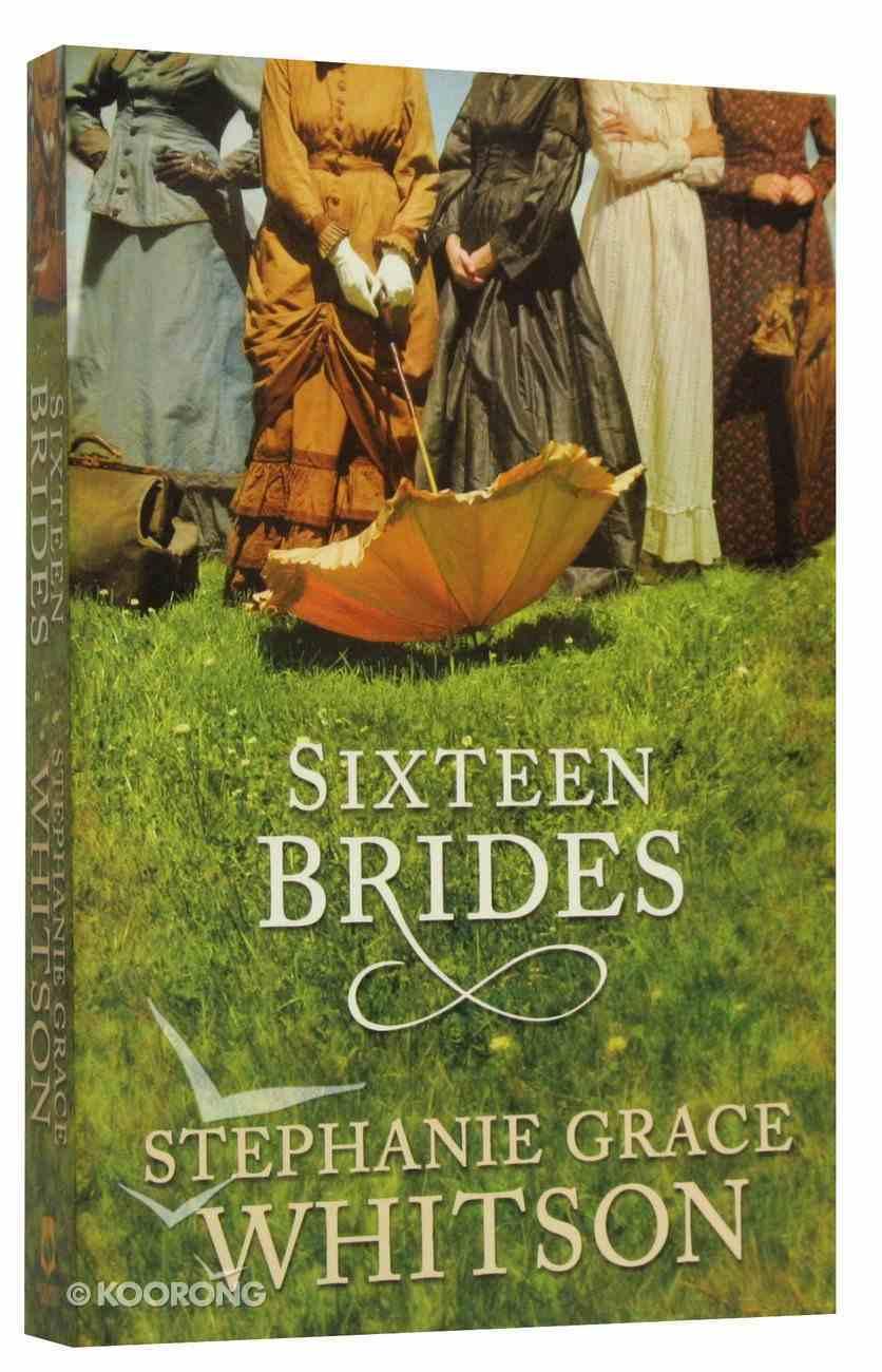 Sixteen Brides Paperback