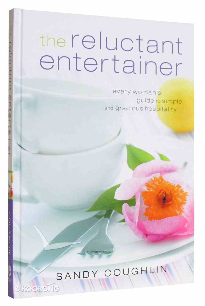 The Reluctant Entertainer Hardback