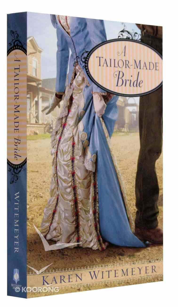 A Tailor-Made Bride (Brides Of Texas Series) Paperback